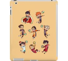 Haikyuu!! iPad Cover iPad Case/Skin