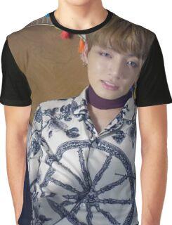 BTS Blood Sweat Tears Jungkook v1 Graphic T-Shirt