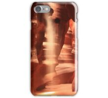 Slot Canyon Lightfall iPhone Case/Skin