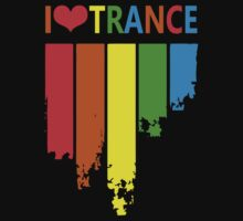 I Love Trance Music by HarBor21