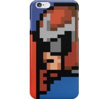 Protoman 8bit Halftone iPhone Case/Skin