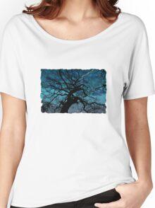 Lightning Tree Women's Relaxed Fit T-Shirt
