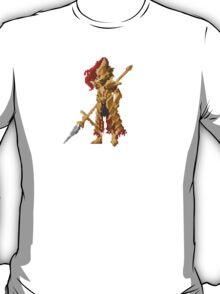 Pixel Souls - Dragon Slayer Ornstein T-Shirt