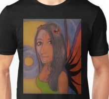 Hendersun Butterfly Fairy  Unisex T-Shirt