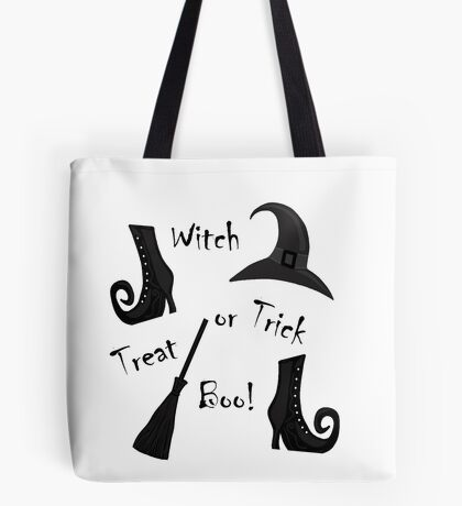 Halloween - witch  Tote Bag