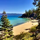 Lester Beach, Lake Tahoe by Robin Black