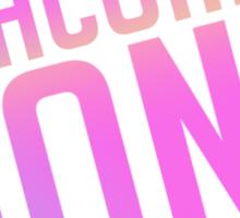 Anaconda Text Only Sticker