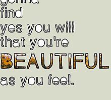 Beautiful by jenniferlothian