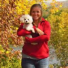 Cindy and Bella by lorilee