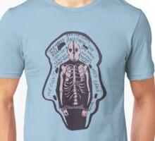 skeleton suit - OTS Unisex T-Shirt