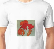 Transcendental Goldfish  Unisex T-Shirt