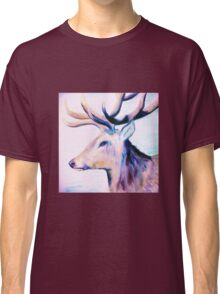 MAJESTIC STAG DEER Classic T-Shirt