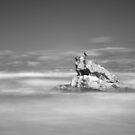 Boag Rocks - St Andrews Beach by Jim Worrall