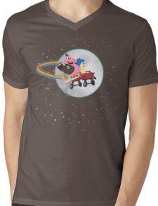 Joy and Bing Bong Mens V-Neck T-Shirt