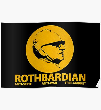 ROTHBARDIAN Poster