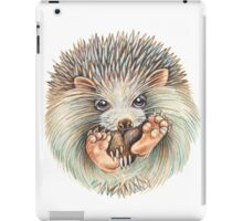 HEDGEHOG BALL iPad Case/Skin