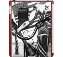 Where to Find the Heart of Rock and Roll iPad Case/Skin