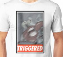 "Mr. Crab ""Obey Triggered"" Unisex T-Shirt"
