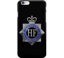 Sanford Police Badge iPhone Case/Skin