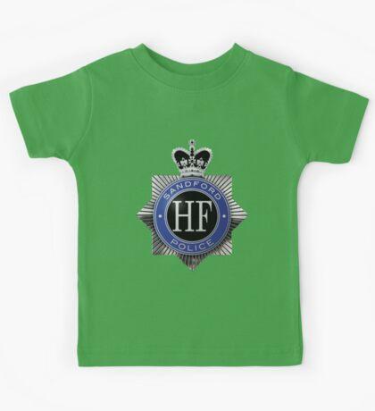 Sanford Police Badge Kids Tee