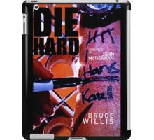 DIE HARD 20 iPad Case/Skin