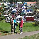 Warkworth's Kowhai Festival.........! by Roy  Massicks