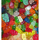 Gummi Bears by FlyNebula