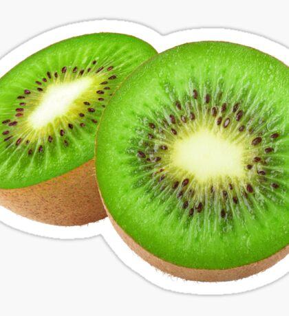 Cut kiwi Sticker