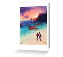 Varadero Beach Klance Greeting Card