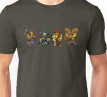 Team Chibi Unisex T-Shirt