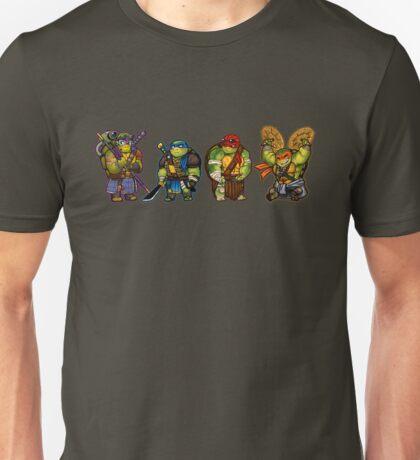 Team Chibi Unisex T-Shirt