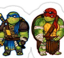 Team Chibi Sticker
