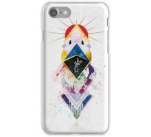 Duck Abstract iPhone Case/Skin