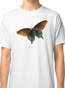Butterfly Vintage Illustration Retro Cool Art Hippie Indie Design T-Shirts Classic T-Shirt