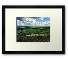 Mam Tor, Peak District Framed Print