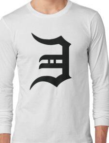 Eminem E Long Sleeve T-Shirt