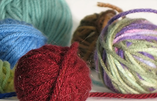 Goodness! Gracious! Great Balls of Yarn! by Stephen Thomas