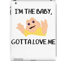 Baby Sinclair iPad Case/Skin