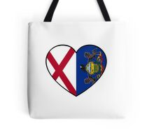 Alabama & PA Tote Bag