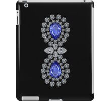 Black Double Sapphire IPad Cover iPad Case/Skin