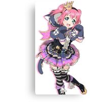 SSR : RUBY ☠ [idolized] Canvas Print