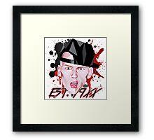 Est 19XX Framed Print
