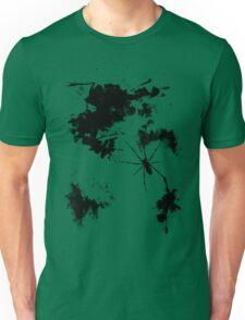 Grunge Spider Unisex T-Shirt