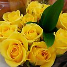 Yellow Roses 4 You by WildestArt