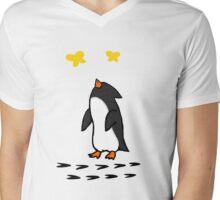 Chasing Butterflies Mens V-Neck T-Shirt