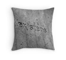 Swedish Existence Throw Pillow