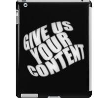 developer woes iPad Case/Skin