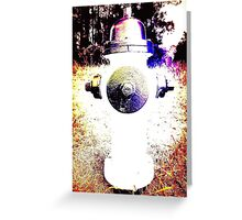Blessed H2O Greeting Card
