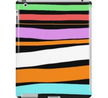 Pastel Brush Stokes iPad Case/Skin
