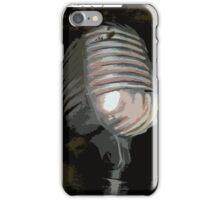 Mic iPhone Case/Skin